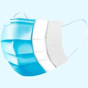 Better Blue (TM) Medical Masks